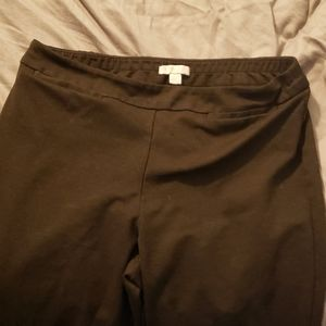Medium Tall Brown Pull-On Pants, NY & Co